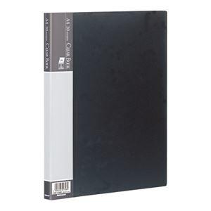 その他 (業務用セット) クリアブックE/ベーシックカラー A4 20P CBE-1032D ブラック【×20セット】 ds-1521767