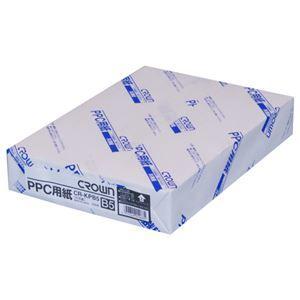 その他 (業務用セット) PPC用紙 CR-KPB5-W 500枚×5冊入 【×3セット】 ds-1537189
