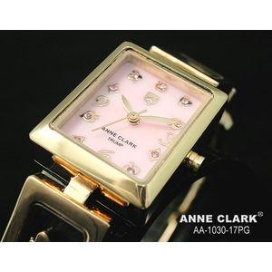 その他 アン・クラーク レディース クォーツ腕時計 AA1030-17PG ds-1538118
