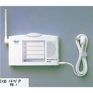 その他 パナソニック 視聴覚補助・通報装置 ワイヤレスコール受信器 ECE1601P ECE1601P ds-1555871
