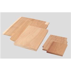 その他 (まとめ)アーテック 木彫板 【桂材 C】 250×170×20mm 【×10セット】 ds-1563202