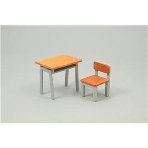 その他 (まとめ)アーテック 机と椅子ジオラマベース小 【×30セット】 ds-1566825