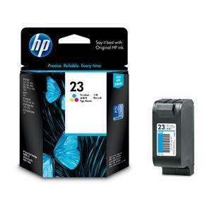 その他 (まとめ) HP23 プリントカートリッジ 3色カラー C1823D 1個 【×3セット】 ds-1573123