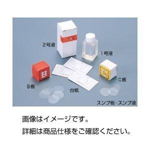 その他 (まとめ)スンプ台紙 (50枚)【×10セット】 ds-1591246