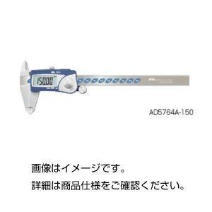 その他 (まとめ)デジタルノギス AD-5764A-150【×3セット】 ds-1592726