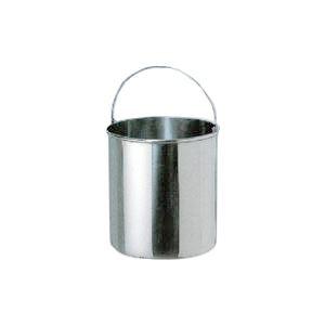 その他 ステンレス滅菌缶300Φ×400mm ds-1596475