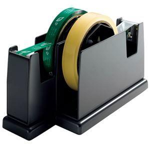 その他 (まとめ) オープン工業 ペアカッター 大巻・小巻両用 W82×D200×H109mm 黒 TD-200-BK 1台 【×4セット】 ds-1575124