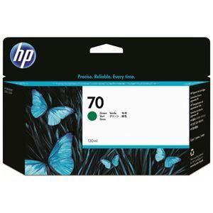 その他 (まとめ) HP70 インクカートリッジ グリーン 130ml 顔料系 C9457A 1個 【×3セット】 ds-1578392
