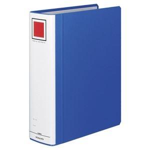 その他 (まとめ) コクヨ チューブファイル(エコツインR) A4タテ 700枚収容 背幅85mm 青 フ-RT670B 1冊 【×10セット】 ds-1578745