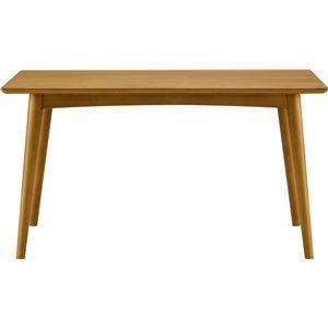その他 ボスコプラス ルンダ ダイニングテーブル 125cm ライトブラウン DT10004Q-PL800 ds-1614773