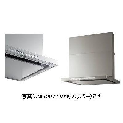 ノーリツ(NORITZ) クララタッチ【コンロ連動有り】(90cmタイプ)(右排気タイプ) NFG9S11MST-R
