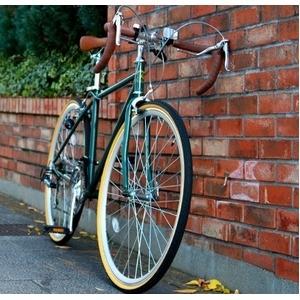 その他 ロードバイク 700c(約28インチ)/アイビーグリーン(緑) シマノ21段変速 重さ/14.4kg 【Raychell】 レイチェル RD-7021R ds-1634458