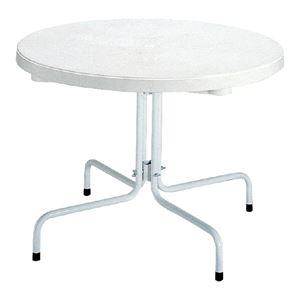 その他 三甲(サンコー) サンテーブル システム-2 ホワイト【代引不可】 ds-1647301