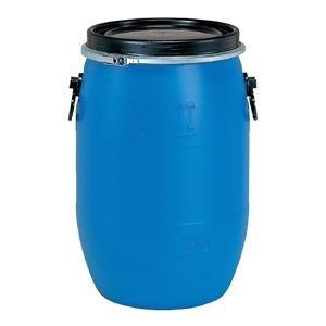 その他 三甲(サンコー) 液体輸送用プラスチックドラム 【オープンタイプ】 PDO 60L-1 UN認定 ブルー(青)【代引不可】 ds-1647578