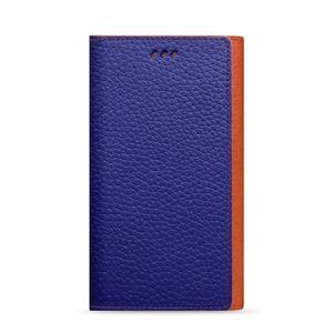 その他 iPhone6s/6 ケース araree Z-folder お財布ケース(アラリー ゼットフォルダー オサイフケース )アイフォン(Blue Orange) ds-1648538
