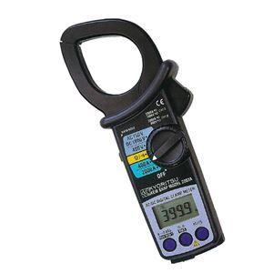 その他 共立電気計器 キュースナップ・AC/DC電流測定用クランプメータ 2003A ds-1656410
