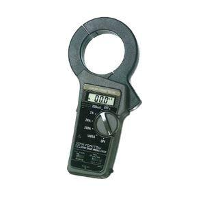 その他 共立電気計器 キュースナップ・漏れ電流・負荷電流測定用クランプメータ 2413F ds-1656421