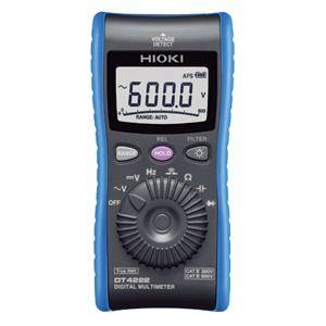 その他 日置電機 デジタルマルチメータ DT4222【代引不可】 ds-1656490