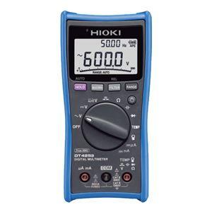 その他 日置電機 デジタルマルチメータ(温度、直流電流(mA/uA) DT4253【代引不可】 ds-1656496