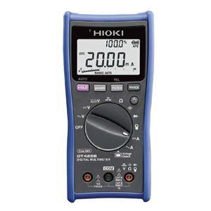 その他 日置電機 デジタルマルチメータ(最多機能/10A端子搭載汎用型) DT4256【】 ds-1656499