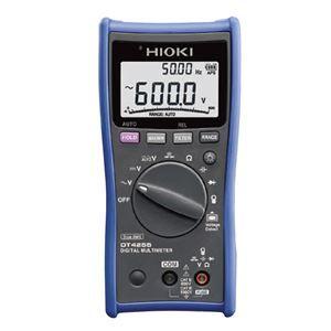 その他 日置電機 デジタルマルチメータ(電圧測定端子にヒューズ付の安全型) DT4255【代引不可】 ds-1656501
