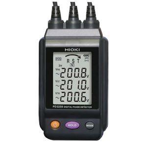 その他 日置電機 電圧計付検相器 金属非接触型 PD3259 ds-1656676