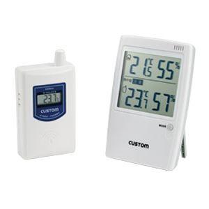 その他 カスタム 無線温湿度モニター HI-01RF ds-1656740