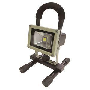 その他 (業務用5個セット) trad 充電式LED投光器 防水/屋外用/省エネ/長寿命 JLW-10W ds-1671254