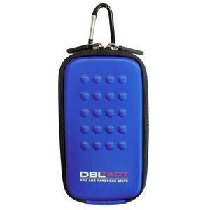 その他 (業務用10個セット) DBLTACT マルチ収納ケース(プロ向け/頑丈) DT-MSK-BL ブルー ds-1671277