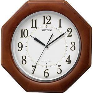 リズム時計 リバライトF490SR 8MY490SR06