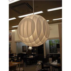 その他 ペンダントライト(吊り下げ型照明器具) ボール型/球形 簡単取り付け 〔リビング照明/ダイニング照明〕【電球別売】【代引不可】 ds-1677308