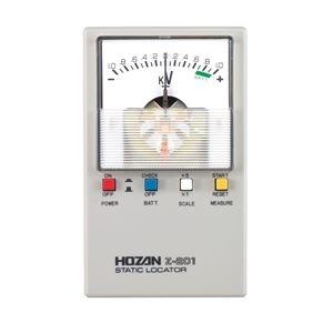 その他 【ホーザン】静電気チェッカー Z-201 ds-1700445