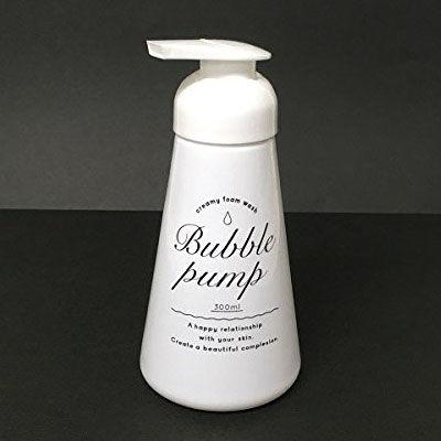 山田化学 バブルポンプ 300ml ホワイト [色指定不可]【160個セット】 4965534130325
