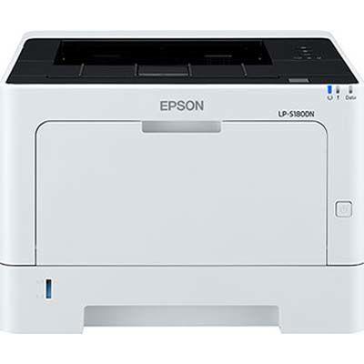エプソン A4モノクロページプリンター 標準モデル LP-S180D【納期目安:約10営業日】