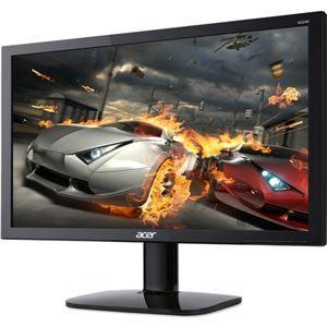 その他 Acer 24型ワイド液晶ディスプレイ KG240bmiix(非光沢/1920x1080/ブラック/ミニD-Sub15ピン・HDMIx2/スピーカー/イヤホン端子) KG240bmiix ds-1707956