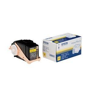 その他 エプソン LP-S7100用 トナーカートリッジ/イエロー/Mサイズ(6500ページ) LPC3T18Y ds-1708634