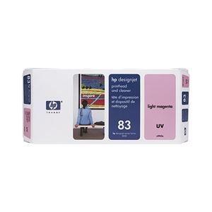 その他 HP(Inc.) 83 プリントヘッド/クリーナー ライトマゼンタ C4965A ds-1709049
