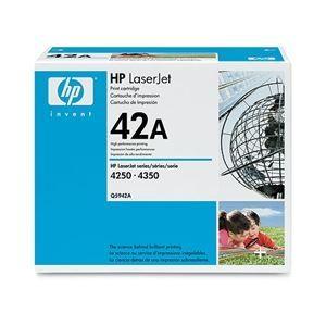 その他 HP(Inc.) トナーカートリッジ(LJ4240/4250/4350用) Q5942A ds-1709453