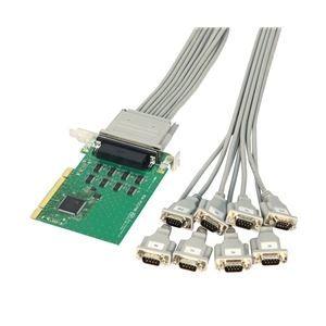 その他 アイ・オー・データ機器 PCIバス専用 RS-232C拡張インターフェイスボード 8ポート RSA-PCI3/P8R ds-1709655