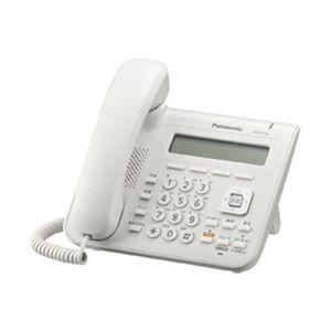 その他 パナソニック SIP電話機 ベーシックモデル KX-UT123N ds-1710701