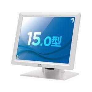 その他 タッチパネル・システムズ 15.0型TFTタッチパネル USB、RS232Cコントローラ内蔵(コンボ) 超音波式ホワイト ET1517L-8CWB-1-WH-G ds-1711565