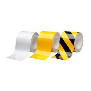 その他 ビバスーパーラインテープ BSLT1002-W ■カラー:白 100mm幅 ds-1716155