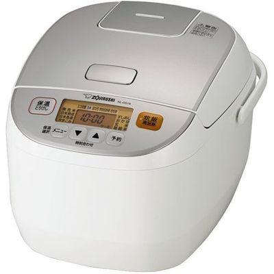 象印 マイコン炊飯ジャー 「極め炊き」 (1升炊き) ホワイト NL-DS18-WA【納期目安:約10営業日】