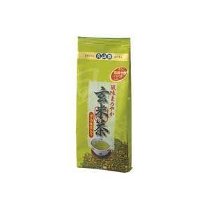 その他 (業務用20セット) 丸山園 風味まろやか抹茶入り玄米茶 5袋(業パ) ds-1733022