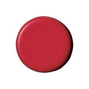 その他 (業務用100セット) ジョインテックス 強力カラーマグネット 塗装18mm 赤 B272J-R 10個 ds-1733773