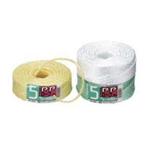 その他 (業務用100セット) 宮島化学工業 PPロープ HR-001 小巻 50m 白 ds-1735435