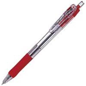 その他 (業務用50セット) ゼブラ ZEBRA ボールペン タプリクリップ 0.7BN5-R赤10本 ds-1736114