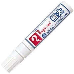 その他 (業務用100セット) 寺西化学工業 マジックホワイト MGDW 極太 ds-1737312