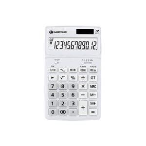 その他 (業務用50セット) ジョインテックス 小型電卓 ホワイト K072J ds-1738303