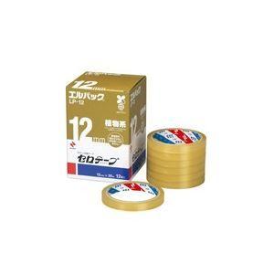 その他 (業務用20セット) ニチバン セロテープ Lパック LP-12 12mm×35m 12巻 ds-1739383